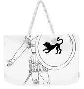 hero - warrior of ancient Greece Weekender Tote Bag