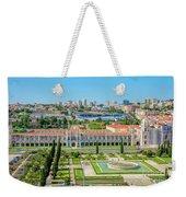 Hieronymites Monastery Aerial Weekender Tote Bag