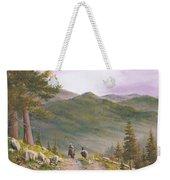 High Country Trails Weekender Tote Bag