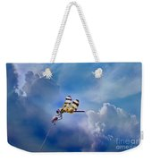 High Flyer Weekender Tote Bag