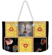 High Weekender Tote Bag