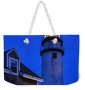 Highland Lighthouse Weekender Tote Bag