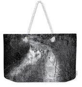 Hiking Trail  Weekender Tote Bag by Rudy Umans