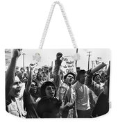 Hispanic Anti-viet Nam War Rally Tucson Arizona 1971 Weekender Tote Bag