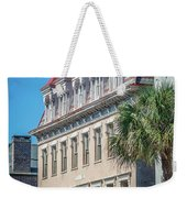 Historic Charleston South Carolina Downtown And Architetural Det Weekender Tote Bag