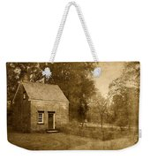 Historic Home - Allaire State Park Weekender Tote Bag