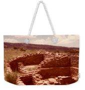 Historic Indian Ruins  Weekender Tote Bag