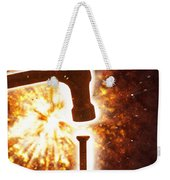 Hit The Nail On The Head Weekender Tote Bag