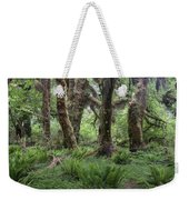 Hoh Rain Forest 3371 Weekender Tote Bag