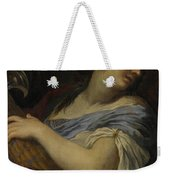 Holding A Fasces Weekender Tote Bag