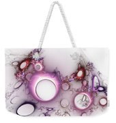 Hole To Hole Weekender Tote Bag