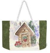 Holiday Best Weekender Tote Bag