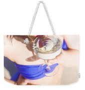 Holiday Weekender Tote Bag