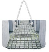Holocaust Memorial Weekender Tote Bag