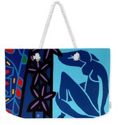 Homage To Matisse I Weekender Tote Bag