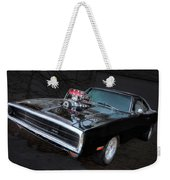 Hot Rod Weekender Tote Bag