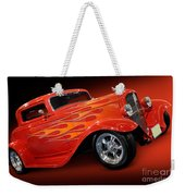 Hot Rod Ford Coupe 1932 Weekender Tote Bag