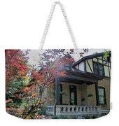 House In German Village Weekender Tote Bag