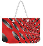 House Of Black Holes Weekender Tote Bag
