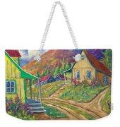 House Of Louis Weekender Tote Bag