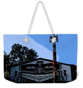 House Of Totem Weekender Tote Bag