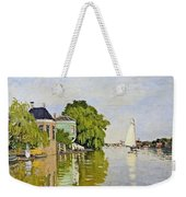 Houses On The Achterzaan Weekender Tote Bag