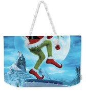 How The Grinch Stole Christmas 2000  Weekender Tote Bag