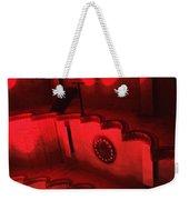 Hues Of Massey Hall - Red Weekender Tote Bag