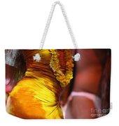 Hula Dancers Weekender Tote Bag