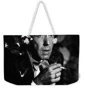 Humphrey Bogart Portrait #1 Circa 1954-2014 Weekender Tote Bag
