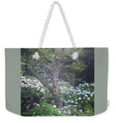 Hydrangea Flowers  Weekender Tote Bag