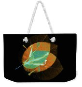 I Have Many Faces Number Three Weekender Tote Bag
