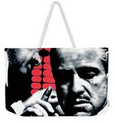 I Want You To Kill Him Weekender Tote Bag by Luis Ludzska