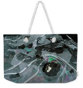 1. Ice Prismatics, Loch Tulla Weekender Tote Bag