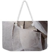 ice Weekender Tote Bag
