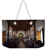 Iglesia Nuestra Senora De La Asuncion Ahuachapan Weekender Tote Bag