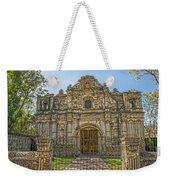 Iglesia San Jose El Viejo - Antigua Guatemala Hdr Weekender Tote Bag