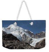 Illampu Mountain Weekender Tote Bag