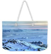 Ilulissat - Greenland Weekender Tote Bag