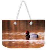 Img_0001 - Redhead Weekender Tote Bag