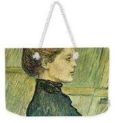 img296 Henri De Toulouse-Lautrec Weekender Tote Bag