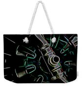 In Color Abstract 11 Weekender Tote Bag