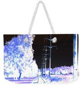 In Line Weekender Tote Bag