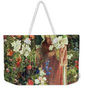 In The Bey's Garden Weekender Tote Bag