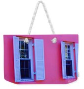 In The Pink Weekender Tote Bag