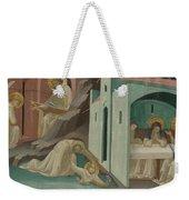 Incidents In The Life Of Saint Benedict Weekender Tote Bag