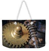 Industrial Gear Weekender Tote Bag