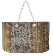 Inside Chantilly Castle France Weekender Tote Bag