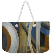 Intersection In Blue 1 Weekender Tote Bag