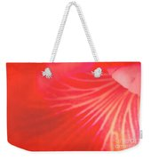 Into Cattleya Orchid Weekender Tote Bag